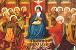 Priesterin Maria