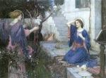 Maria wird gefragt