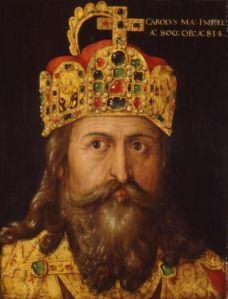 Karl der Große, gemalt von Albrecht Dürer