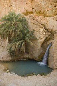 Frisches Quellwasser von Christus