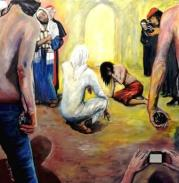 Jesus+Ehebrecherin